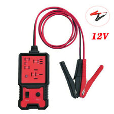 Electronic Automotive Relay Tester Universal For 12V Cars Auto Battery Checker