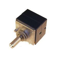 Alps rk27112 Poti potenciómetro audio estéreo 10k log 850063