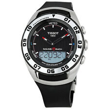 Tissot Sailing Touch Black Dial Mens Watch T056.420.27.051.01