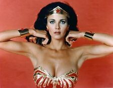 WONDER WOMAN TV SERIES 1975 LYNDA CARTER TV SHOW GLOSSY PICTURE 8x10 PHOTO