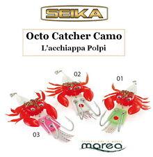 Polpara Octo Catcher Camo Seika Tubertini con Granchio col.02