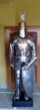Full Armor Suit Body Armour Medieval Combat Full Body Armour Suit & Stand SCA