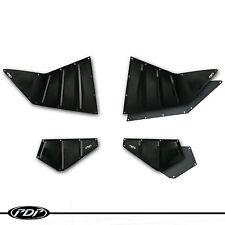 SKI-DOO XM (2013+)  Proven Design Products PREMIUM Vent Kit : XM Black Vent Kit