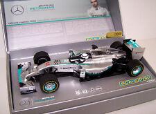 Scalextric C3593a MERCEDES F1 Wo5 hybrid Lewis Hamilton 2014