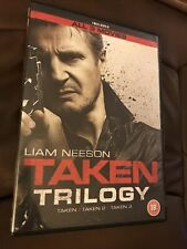 Liam Neeson - Taken 1, 2 & 3 Trilogy, 3 discs
