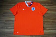 SIZE XXL HOLLAND NETHERLANDS 2008/2009/2010 HOME FOOTBALL SHIRT JERSEY NIKE KNVB