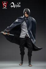Naruto Uchiha Sasuke Action Figure Model  SWTOYS x ALPHA Anime IN STOCK