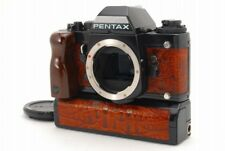 【Rare NEAR MINT】 Pentax LX 35mm SLR Film Camera body + Winder From Japan #1720