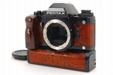 【NEAR MINT】 Pentax LX 35mm SLR Film Camera body + Winder From Japan #1720