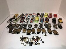 Vintage HO Slot Cars AFX G-Plus TycoPro MIXED LOT + PARTS