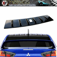 Roof Spoiler Wing (Material) For Mitsubishi Lancer Fortis EVO 10  X  08-12