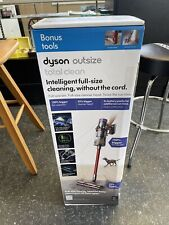 Dyson - Outsize Total Clean Cordless Vacuum - Nickel/Red - New Sealed Box