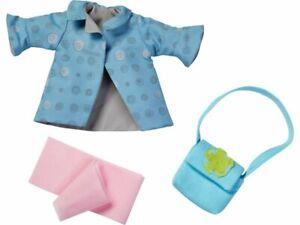 Puppenkleidung Kleidungsset Herbstwind  Mantel für Haba Puppen 30 cm 304585