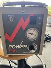 Precision Power Vac Suction Vacuum Aspiration Pump Portable Pm61