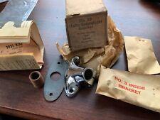 1951 Kaiser UNITY NOS SAFETYLIGHT SPOT LIGHT BRACKET #39 door mount