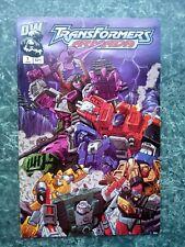 TRANSFORMERS ARMADA #7 VF (2003 DREAMWAVE COMICS)
