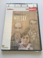 WHISKY - CINE PUBLICO II - DVD - 96 MIN - SLIMCASE - NEW & SEALED NUEVA