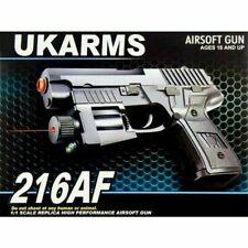 UK Arms 216AF Spring Airsoft Pistol