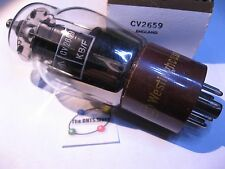 CV2659 3D21A Westinghouse Vacuum Tube Valve - STC England Not Tested Qty 1