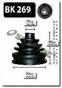 Shaftec BK269 CV Boot Kit