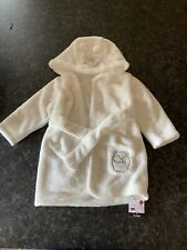 Disney baby dressing gown 6-9 months