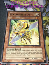 Occasion Carte Yu Gi Oh COCCINELLE D'OR LODT-FR036