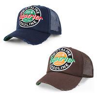 Superior Vintage Trucker Mesh Base Cap Badge Baseballcap Basecap Mütze