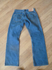 mens levi 501 jeans - size 32/30 great condition