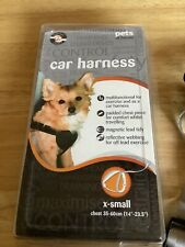 Control Car Dog Harness Size 6 – Small Chest 35–60 Cm Make Pets At Home