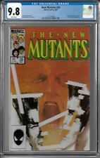 New Mutants # 26 CGC 9.8 WP 1st Full app. of Legion