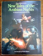 NEW TALES OF THE ARABIAN NIGHTS, RICHARD CORBEN, HEAVY METAL BOOKS, 1979
