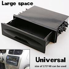 Universal Car Auto Singolo DIN Radio Dash Kit tasca Installazione Scatola Di Immagazzinaggio