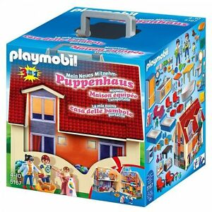 Playmobil 5167 Maletin Casa de Muñecas Dollhouse