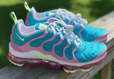 Nike VaporMax Plus CW7014-100 Easter Spring Women's Size 12