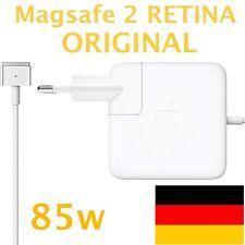 "Original MagSafe 2 Power Adapter 85W MD506Z/A MacBook Pro 15"" Retina A1424 !"