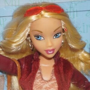 2002 MY SCENE BARBIE ~ Barbie Doll w/Extra Outfit ~ NEW IN BOX ~ Mattel B2230