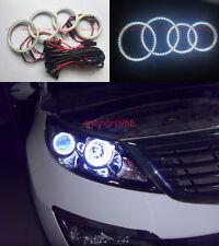 4pcs excelente 7000K SMD LED Angel Eyes Halo anel kit for Kia Sportage 2011-2014