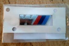 2x Genuine BMW M Sport Side Wing Emblem Badge 51148058881