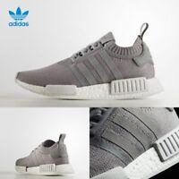 Adidas Originals NMD R1 PK Running Sneaker Grey Boost BY8762 Sz4-13