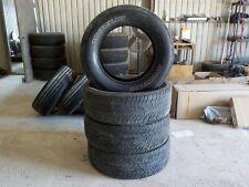 Set of 4 Michelin LTX A/T2 265/75R20 126R Tires   DOT 1417
