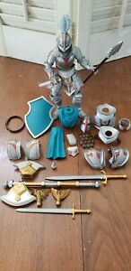 Deluxe Knight Builder 1.0 Mythic Legions Four Horsemen Accessories NO BOX