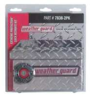 WEATHER GUARD 7838-2PK Replacement Lock Retro Fit Kit, PK2