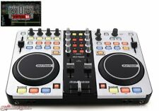 DJ Tech Reloaded 6-Deck USB DJ Controller with Built-in Audio Interface