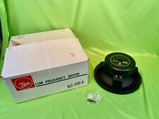 New listing Nos New Toa 12� 8ohm 360w Model Hls-3010-8 Low Frequency Driver Subwoofer Bass