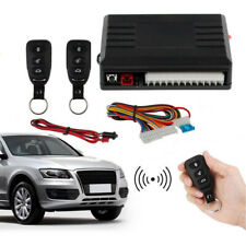 Coche Alarma Remoto Cierre Centralizado Seguridad Sistema Entrada Kit Universal