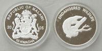 Malawi 10 Kwacha 2005 p71 pp / proof