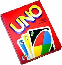 Uno Kartenspiel Spiel Karten Familienspiel  NEU