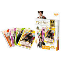 Shuffle Fun 4 in 1 Harry Potter - 4 games in one pack!