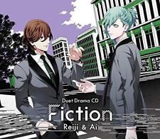 [CD] Uta no Prince sama Duet Drama CD Fiction Reiji & Ai (Limited Edition) NEW
