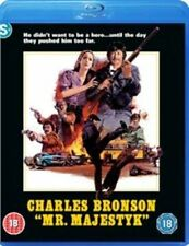 Mr. Majestyk 5037899066072 With Charles Bronson Blu-ray Region B